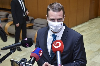 Štátny tajomník ministerstva zahraničných vecí a európskych záležitostí SR Martin Klus (SaS)