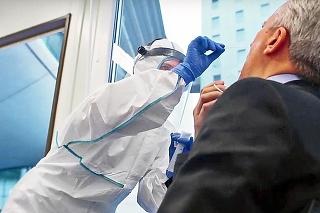 Testovanie antigénovým testom