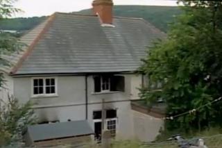 Dom, kde sa hrôza odohrala.