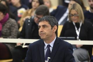 Bývalý šéf katalánskej regionálnej polície Josep Lluís Trapero