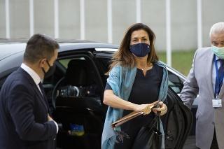 Maďarská ministerka spravodlivosti Judit Vargová.