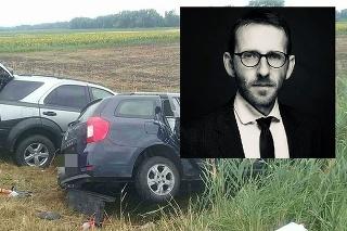 Pri nehode prišiel o život štátny tajomník Vladimír Dolinay.