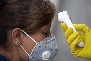 Testovanie na koronavírus v Guatemale.