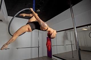 Kristínu nákaza zasiahla plnou silou aj napriek tomu, že je tanečnicou a pravidelne športuje.