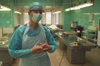 Patológ Michal Palkovič