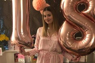 Charlotte ešte stihla osláviť svoje 18. narodeniny, krátko na topodľahla chorobe.