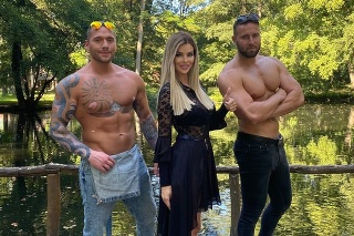 Silvia Kucherenko so striptérmi The Gentlemen