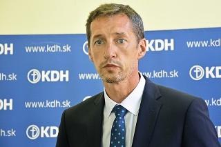 Mimoparlamentnú stranu KDH povedie prešovský župan Milan Majerský.