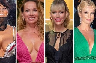 obrazok k videu 2614412: Slovenské celebrity na odovzdávaní cien: V hlavnej úlohe výstrihy