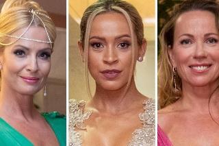 Celebrity na slávnostnom galavečere