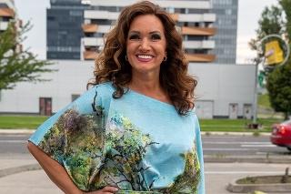 Moderátorka Karin Majtánová