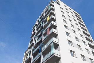 Bytový dom na Lomenej ulici