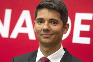 Podpredseda SMERu-SD Erik Kaliňák.