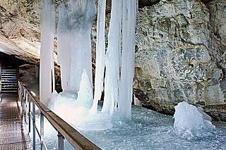 Predtým: Kvaple a ľadové stĺpy boli pýchou.
