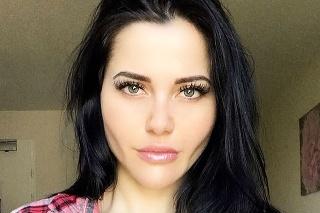 Aurore hovorili, že sa podobá na Megan Fox.