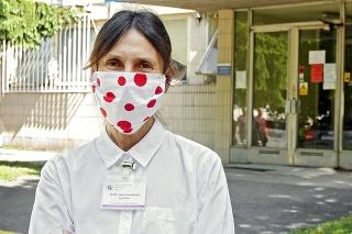 Ingrid janošková: Psychiatrička sa na šance svojich pacientov díva optimisticky.