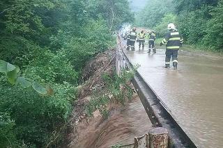 Okres Revúca zasiahla mimoriadne silná búrka.