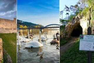 Kúpeľné mesto, príroda i pravek lákajú turistov na Považie.