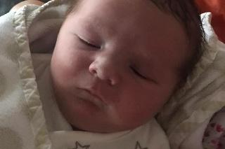 Atticus svojou veľkosťou zaskočil aj pôrodné asistentky.