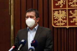 Český minister zahraničných vecí  Jan Hamáček