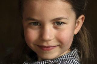 Britská princezná Charlotte