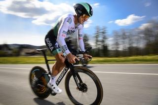 Peter Sagan začal na Okolo Romandie 28. miestom v prológu, zvíťazil Rohan Dennis.