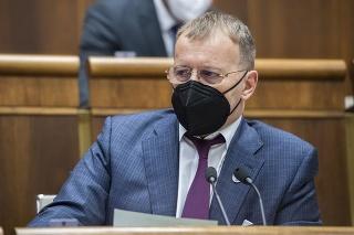 Predseda NRSR Boris Kollár (Sme rodina)