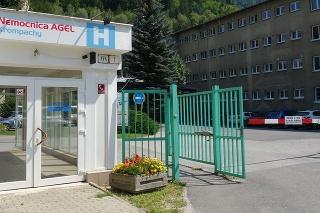 Krompašská nemocnica sa pripravuje na očkovanie priamo vo svojich priestoroch.