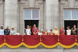 Veľkolepíá svadba Williama a Kate sa konala 29. apríla 2011.