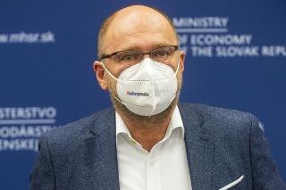 Minister hospodárstva SR Richard Sulík (SaS)