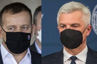 Boris Kollár vyslovil vážne podozrenie. Čo na to Korčok?