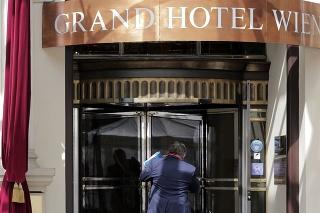 Vyjednávači sa stretli v luxusnom viedenskom hoteli na necelé dve hodiny.