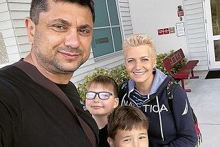 Aneta si s rodinou vytvorila domov aj na Floride.