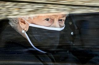 Alžbeta II.: Po 73 rokoch prišla o manžela.