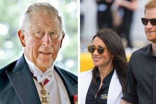 Princ Charles plánuje rozsiahlu reformu, ktorá sa dotkne aj Harryho a Meghan.