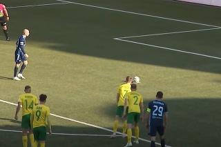 Trénerovi Žiliny sa nepozdával verdikt rozhodcu, ktorý nariadil penaltu.