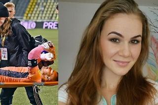 Jediná žena v realizačnom tíme Spartak Trnava.