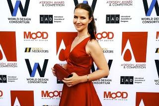 Z Milána si odniesla v roku 2019 dizajnérskeho Oscara.