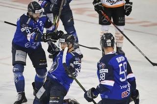 Hokejisti Popradu zvíťazili nad Michalovcami a postúpili do finále play off.