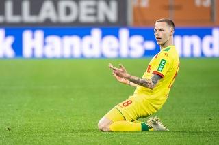 Ondrej Duda zažil jeden zo svojich najlepších zápasov v drese Kolína.