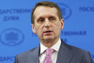 Sergej Naryškin