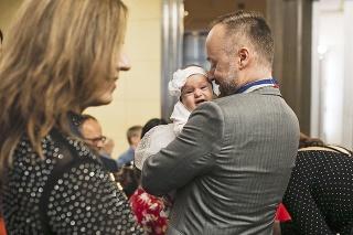 V bratislavskom Starom Meste zaznamenali enormný nárast pôrodnosti.