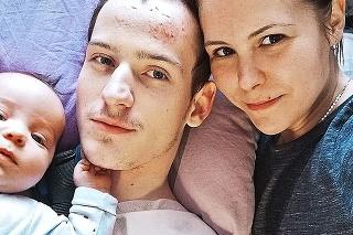 Kristína (22) s Kubkom (2 mes.) takmer prišli o partnera a otca.