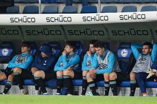 Hráči Schalke vypadli z Bundesligy po tridsiatich rokoch!