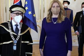 Prezidentka vymenovala staronového rektora Paneurópskej vysokej školy.