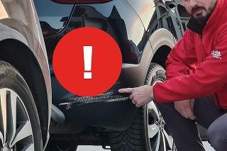 Čo robiť, ak ste našli svoje auto poškriabané alebo inak poškodené?