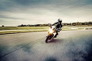 Pravidelná údržba predĺži životnosť motorky.