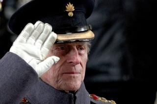 Zosnulý manžel kráľovnej Alžbety II. princ Philip.