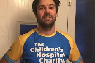 Tom bude behať 1400 minút za všetkých 1400 detí vo Veľkej Británii, ktorým diagnostikujú leukémiu každý rok.
