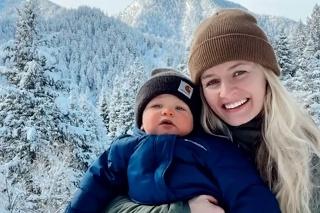 Od narodenia na horách: Má len rok a už spoznal viac miest než mnoho ľudí za celý život